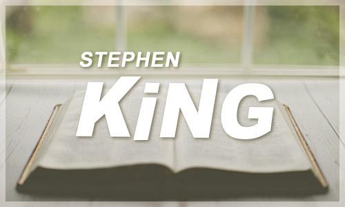 【本】スティーヴン・キング Pt.1